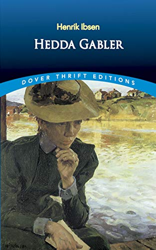 9780486264691: Hedda Gabler (Dover Thrift Editions)