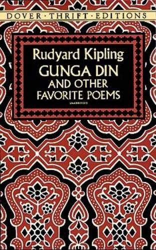 9780486264714: Gunga Din and Other Favorite Poems (Dover Thrift Editions)