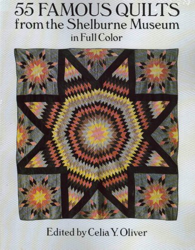 9780486264745: 55 Famous Quilts from the Shelburne Museum in Full Color