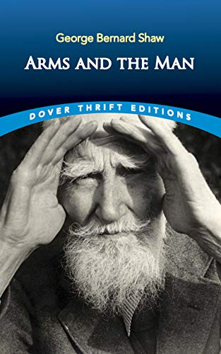 9780486264769: Arms and the Man (Dover Thrift Editions)