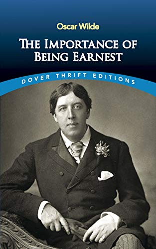 9780486264783: The Importance of Being Earnest (Dover Thrift Editions)