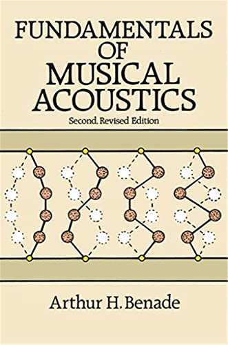 9780486264844: Fundamentals of Musical Acoustics: Second, Revised Edition (Dover Books on Music)