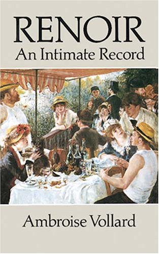 9780486264882: Renoir: An Intimate Record