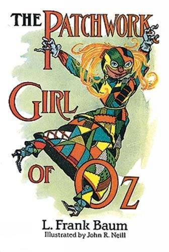 9780486265148: The Patchwork Girl of Oz (Dover Children's Classics)
