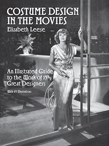 9780486265483: Costume Design in the Movies: An Illustrated Guide to the Work of 157 Great Designers