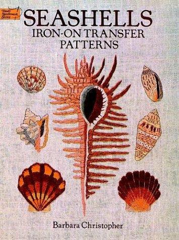 9780486265520: Seashells Iron-on Transfer Patterns