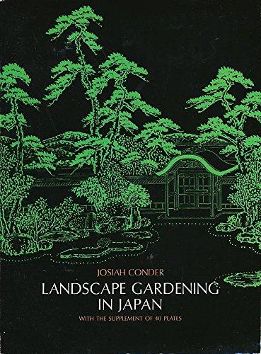 9780486265599: Landscape Gardening in Japan