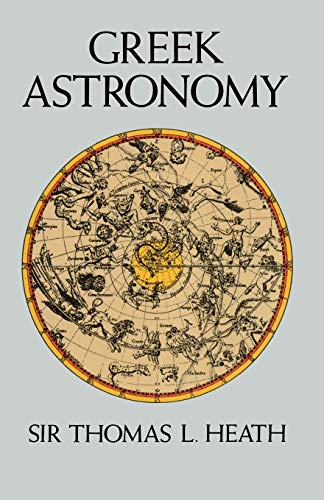 9780486266206: Greek Astronomy (Dover Books on Astronomy)