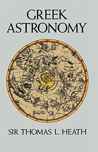 9780486266206: Greek Astronomy