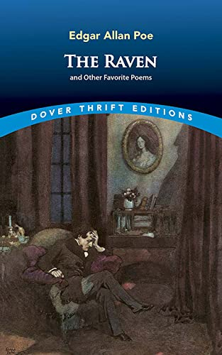 The Raven and Other Favorite Poems (Dover: Edgar Allan Poe