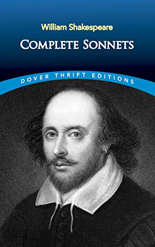 9780486266862: Complete Sonnets (Dover Thrift Editions)