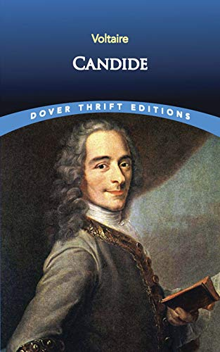 9780486266893: Candide (Dover Thrift Editions)
