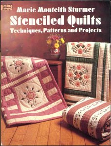 9780486267173: Stenciled Quilts: Techniques, Patterns and Projects (Dover Needlework)