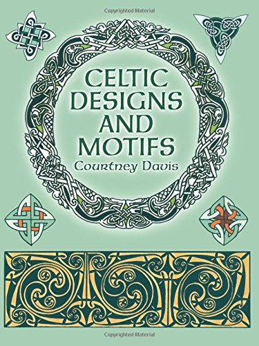 9780486267180: Celtic Designs and Motifs
