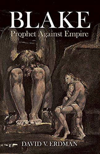 Blake: Prophet Against Empire (Dover Fine Art, History of Art) (0486267199) by David V. Erdman