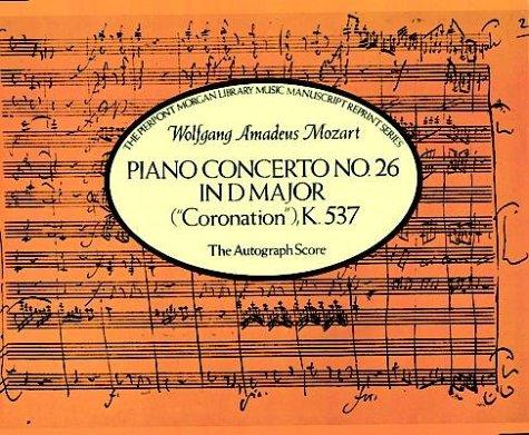 9780486267470: Piano Concerto No. 26 In D Major (