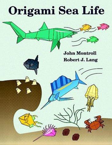 9780486267654: Origami Sea Life