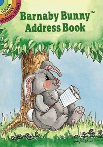 9780486268422: Barnaby Bunny Address Book