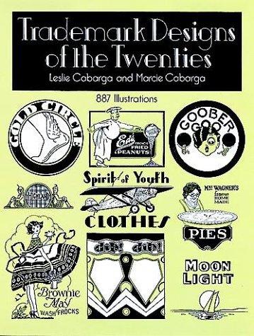 9780486268583: Trademark Designs of the Twenties
