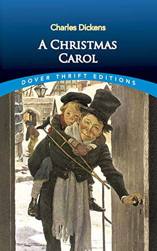 9780486268651: A Christmas Carol: 9 (Dover Thrift Editions)