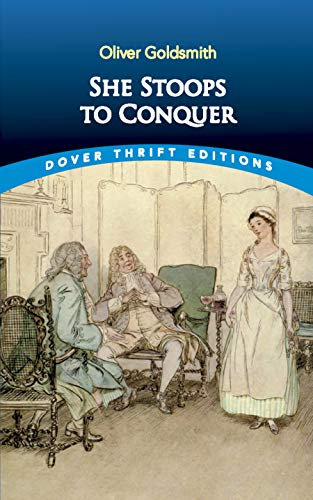 9780486268675: She Stoops to Conquer (Dover Thrift Editions)