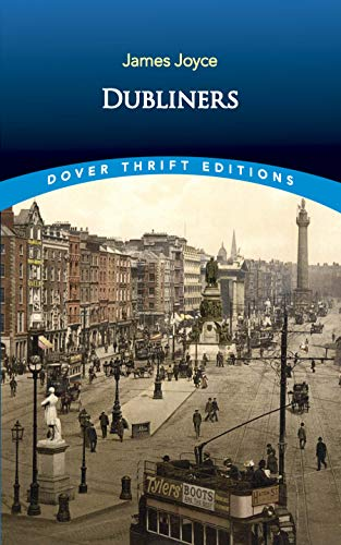 Dubliners (Unabridged) {Dover Thrift Edition}