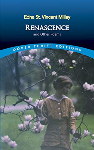 9780486268736: Renascence and Other Poems (Dover Thrift Editions)