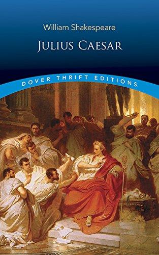 9780486268767: Julius Caesar (Dover Thrift Editions)