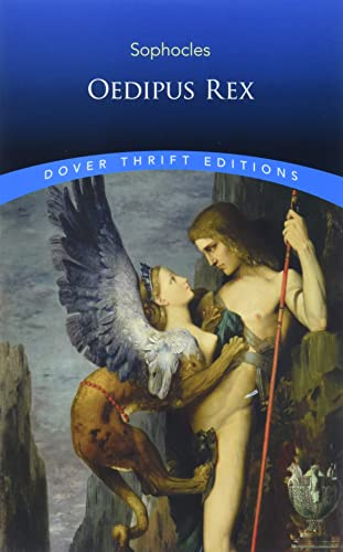 9780486268774: Oedipus Rex (Dover Thrift Editions)