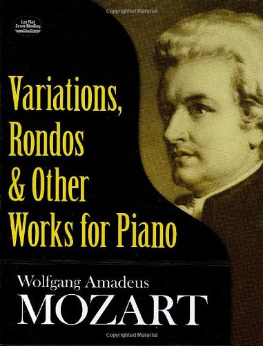 9780486268828: Variations, Rondos and Other Works for Piano (Dover Music for Piano)