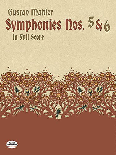 9780486268880: Symphonies Nos. 5 and 6 in Full Score (Dover Music Scores)