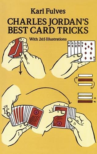 9780486269313: Charles Jordan's Best Card Tricks: With 265 Illustrations (Dover Magic Books)