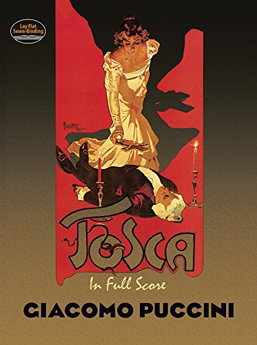 9780486269375: Tosca in Full Score (Dover Vocal Scores)