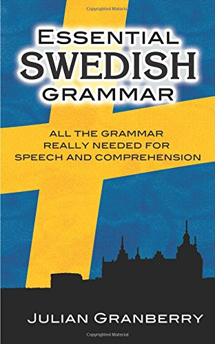 9780486269535: Essential Swedish Grammar (Dover Language Guides Essential Grammar)
