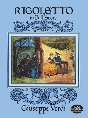 9780486269658: Rigoletto in Full Score