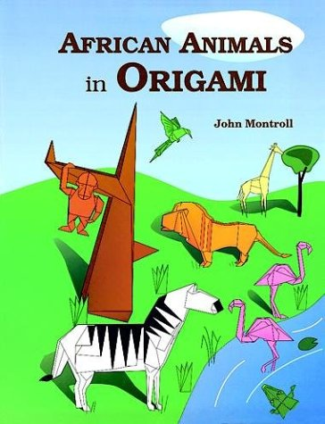 9780486269771: African Animals in Origami