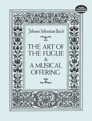 9780486270067: The Art of the Fugue and A Musical Offering (Dover Chamber Music Scores)