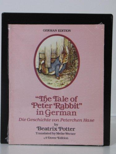9780486270142: Tale of Peter Rabbit: Die Geschichte Des Peterchen Hase
