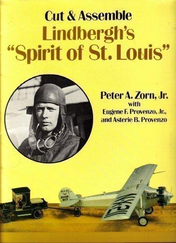 "Lindbergh's ""Spirit of St. Louis"" (Cut &: Introduction-Jr. Eugene F."