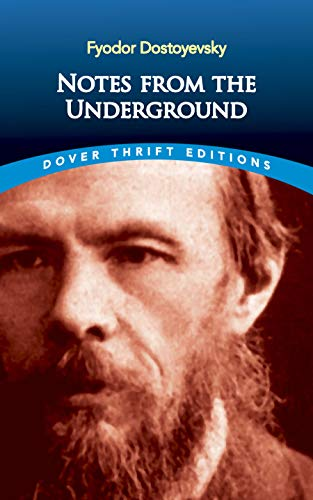 9780486270531: Notes from the Underground (Dover Thrift Editions)