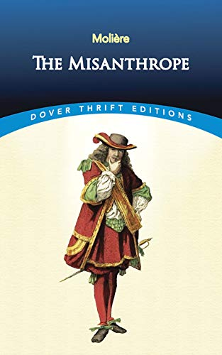 9780486270654: The Misanthrope (Dover Thrift Editions)