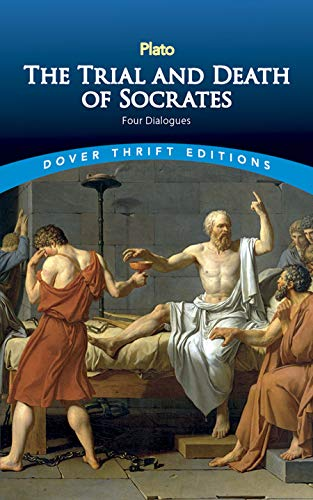 9780486270661: The Trial and Death of Socrates: Four Dialogues (Dover Thrift Editions)
