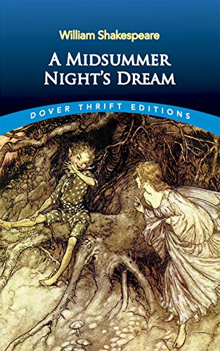 9780486270678: A Midsummer Night's Dream (Dover Thrift Editions)