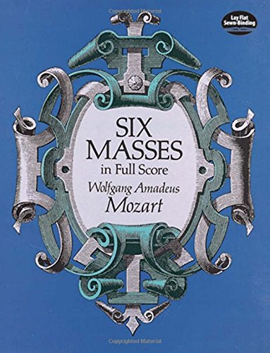 9780486270869: Six Masses in Full Score (Dover Music Scores)