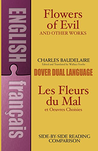 9780486270920: Flowers of Evil and Other Works/Les Fleurs du Mal et Oeuvres Choisies : A Dual-Language Book (Dover Foreign Language Study Guides) (English and French Edition)