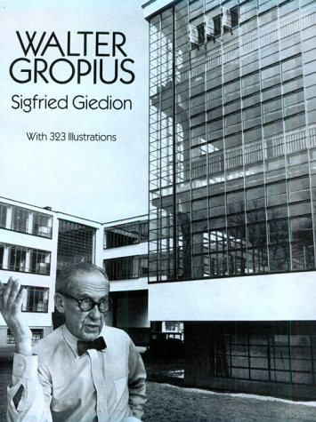 9780486271187: Walter Gropius (Dover Books on Architecture)