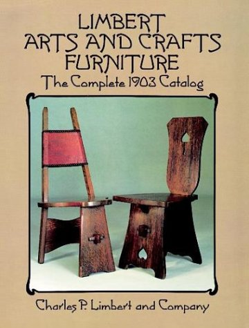 9780486271200: Limbert Arts and Crafts Furniture: The Complete 1903 Catalog (Dover Books on Antiques and Furniture)