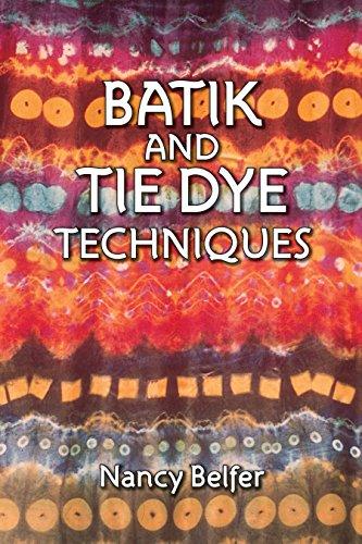 9780486271316: Batik and Tie Dye Techniques