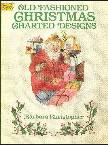 9780486271538: Old-Fashioned Christmas Charted Designs