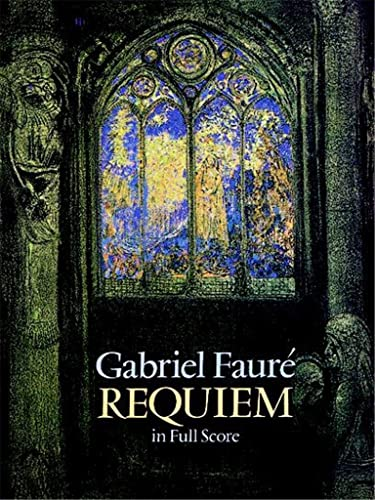 9780486271552: Requiem in Full Score (Dover Vocal Scores)